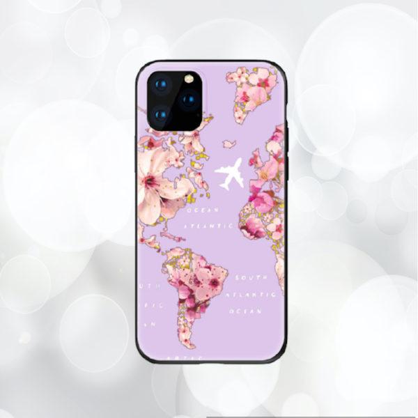 carte-rose-et-avion